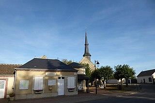 La Chapelle-Forainvilliers Commune in Centre-Val de Loire, France