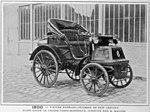 La Panhard et Levassor 8HP d'Émile Mayade, victorieux de Paris-Marseille-Paris en 1896.jpg
