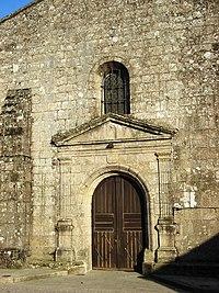 La façade ouest de l'église des Epesses..JPG