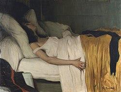 Santiago Rusiñol: La morfina