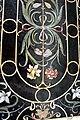 La petraia, loggetta est, ripiani di tavolini in pietre dure disegnati da j. ligozzi, 02.JPG