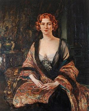 Frédéric Émile d'Erlanger - William Bruce Ellis Ranken; Lady D'Erlanger; Portsmouth Museums and Visitor Services