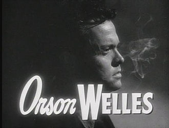 The Lady from Shanghai - Welles as Michael O'Hara in The Lady from Shanghai (1947)