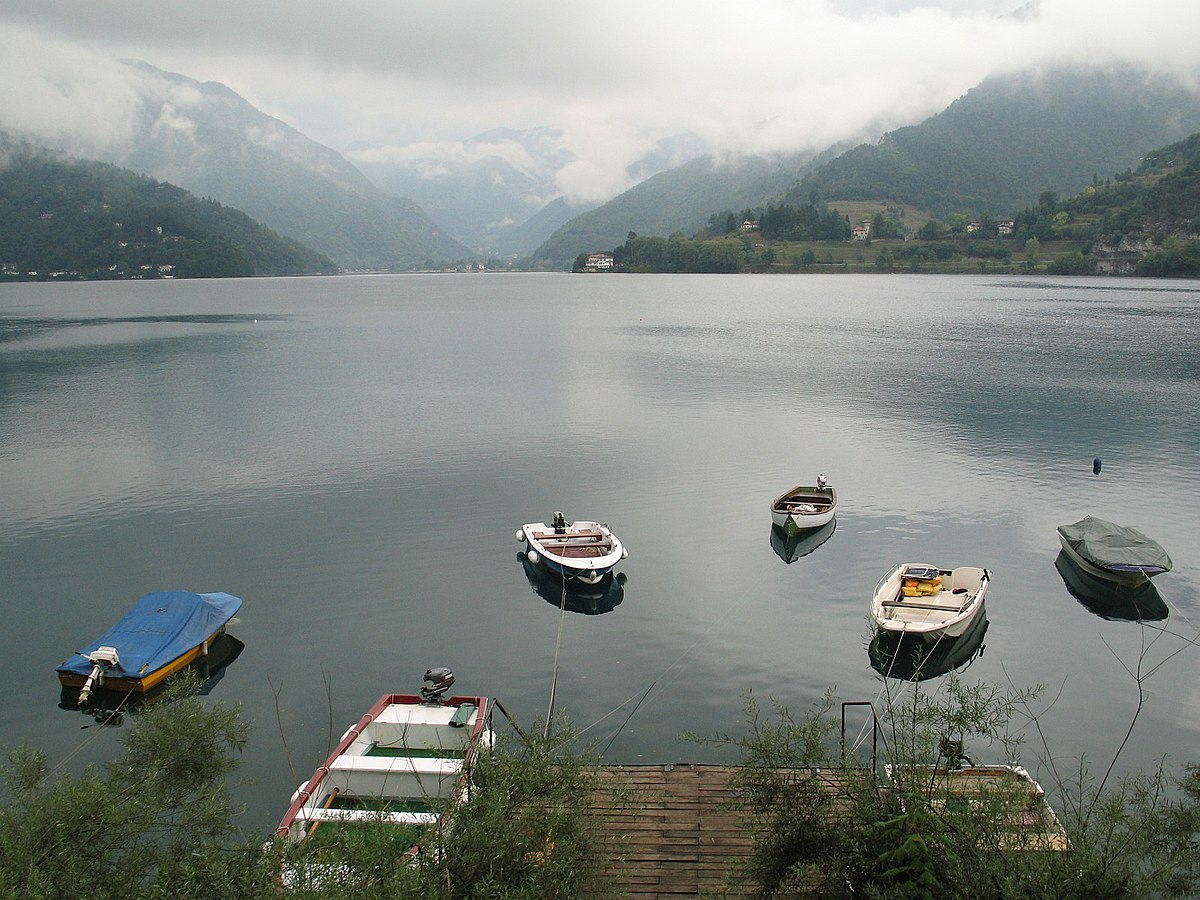 Lago di ledro wikipedia for Lago n