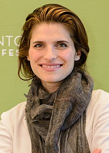 Lake Bell - the beautiful, cute,  actress  with Jewish roots in 2018