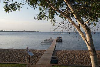 Lake Bemidji - Image: Lake Bemidji DSC 0211 (641346227)
