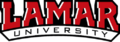 Lamar Athletics wordmark.png