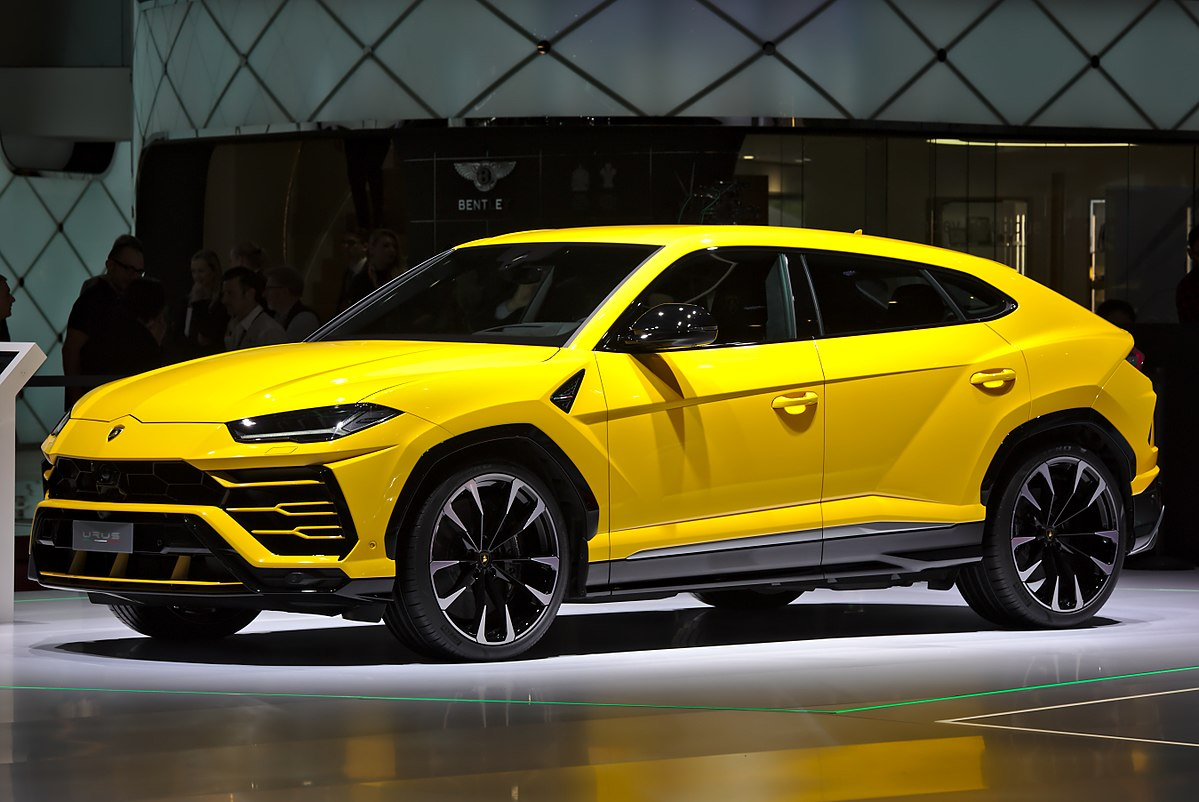 lamborghini urus wikipedia. Black Bedroom Furniture Sets. Home Design Ideas