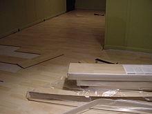 Fußbodenbelag ~ Fußbodenbelag u2013 wiktionary