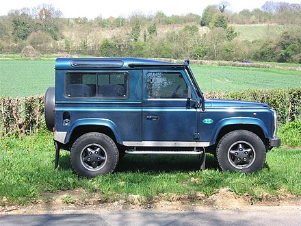 Land rover defender wikiwand 50th anniversary defender 50th anniversary defender for land rovers freerunsca Image collections