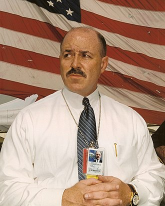 Bernard Kerik - Kerik at press conference concerning crime scene evidence collection from the WTC site in 2001