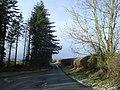 Lane to Pen-y-cwm - geograph.org.uk - 654295.jpg