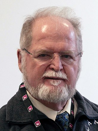 Larry Niven - Niven in 2010