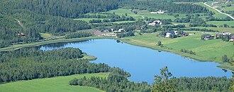 Indre Fosen - Rissa landscape
