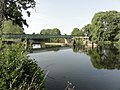 Le Boulay (Sarthe) la Sarthe avec le pont.jpg
