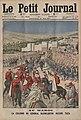 Le Petit Journal - Au Maroc, la colonne du général Baumgarten occupe Taza.jpg