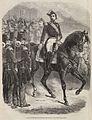 Le prince Louis-Napoléon passant devant le front des troupes à son arrivée au Champ de Mars.jpg