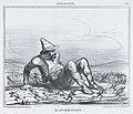 Le réveil de l'Italie, from Actualités, published in Le Charivari, May 7, 1859 MET DP876826.jpg