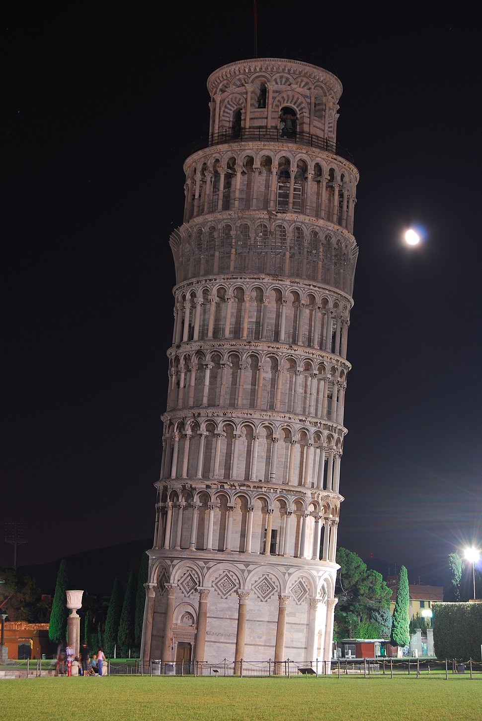Leaning Tower of Pisa JD03092007