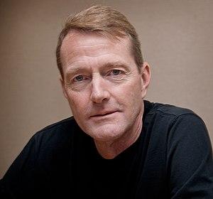 Jack Reacher - Jim Grant, better known by his nom de plume Lee Child, at Bouchercon XLI, 2010