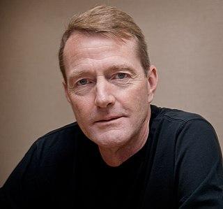 Lee Child British thriller writer (born 1954)