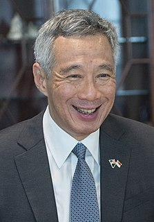 Prime Minister of Singapore Head of the government of the Republic of Singapore