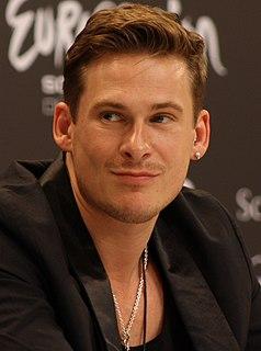 Lee Ryan British singer-songwriter