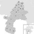 Leere Karte Gemeinden im Bezirk GM.png