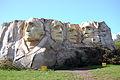 Legoland Windsor - Mount Rushmore (2834928931).jpg