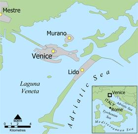 Джудекка - отзыв о La Giudecca, Венеция, Италия