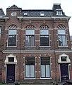 Leiden - gemeentelijk monument 52 - Hugo de Grootstraat 24 20190126.jpg