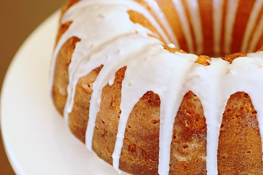 Lemon bundt cake (2), January 2010