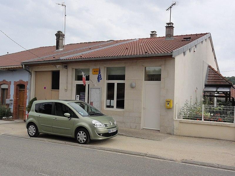 Lempire-aux-Bois (Meuse) mairie