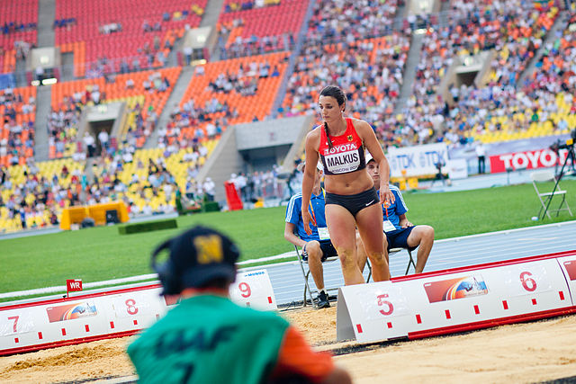 Lena Malkus (2013 World Championships in Athletics).jpg
