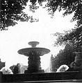 Lenbachplatz, Wittelsbacher Brunnen. Fortepan 16096.jpg