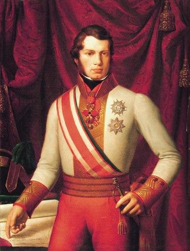 לאופולד השני, הדוכס הגדול של טוסקנה