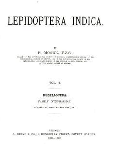 <i>Lepidoptera Indica</i>