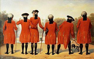 Les Gentilshommes du Duc d'Orléans