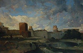 Les remparts d'Aigues-Mortes
