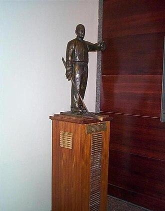 Lester Patrick Trophy - Image: Lester patrick trophy