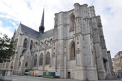 Coll giale saint pierre de louvain wikip dia for Architecture flamande