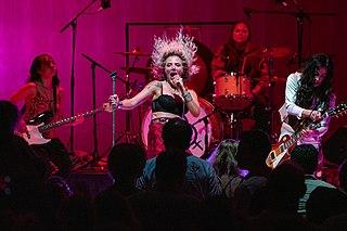 Lez Zeppelin All-female tribute band for Led Zeppelin music