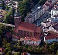 Lidzbark Warmiński - kościół, wikarówka i klasztor - ZJ001.jpg