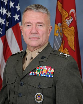 Director of the Joint Staff - Image: Lieutenant General Kenneth F. Mc Kenzie, Jr