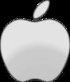 Light Apple Logo Free.png