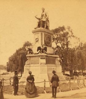 Lincoln Monument (Philadelphia) Statue in Philadelphia, Pennsylvania