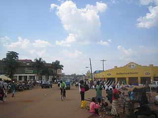 Lira, Uganda Place in Northern Region of Uganda, Uganda