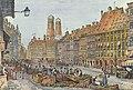 Litho - München - Marienplatz - Prout - um 1830.jpg