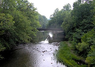 Walland, Tennessee - Little River in Walland