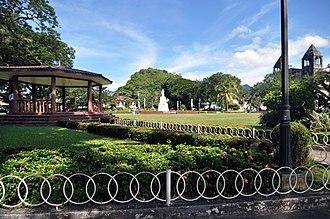 Dapitan - Liwasan ng Dapitan (Dapitan City Plaza)